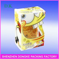Hot Sell Toy Plastic Box/Packaging Products