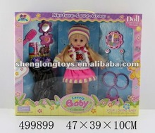 12 inch beautiful baby doll With IC accessories 499899