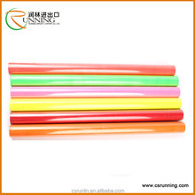Hot sale self adhesive transparent film/sun protection self adhesive window film/colored transparent self adhesive