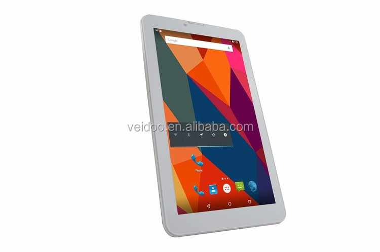 "2016 bulk wholesale 7"" phones android tablet pc with sim card"