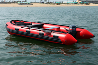 high quality nice design used rescue boat for sale