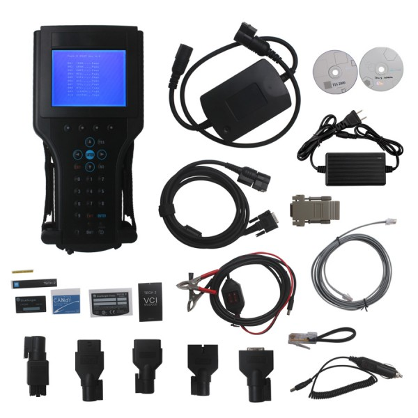 Hot-Selling Professional GM Tech 2 Scanner tool with 32MB Card and TIS2000 Software