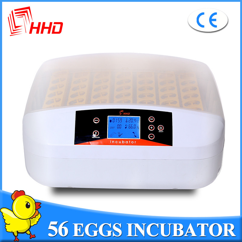 HHD 2016 New Arrival! Automatic egg candling function farm poultry equipment with best price for sale