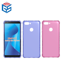 Shockproof Design TPU Smart Cover Clear Case For Asus ZenFone Max Plus M1 ZB570TL