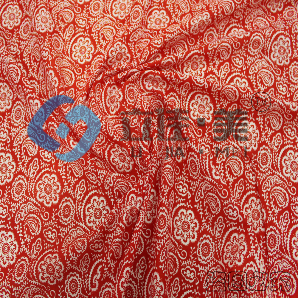 wholesale 100% printed cotton fabric Chinese Digital printing cotton lycra fabric china suppliers