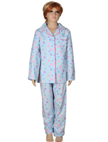 flannelette pajamas for kids