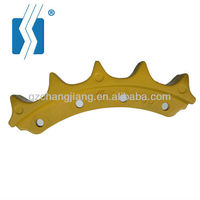 bulldozer Segment Group,Sprocket rim,Sprocket wheel