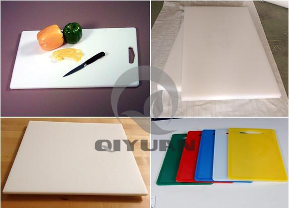 folding cutting board chopping block made of pp for vegetable