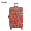 Alibaba Online New Design Hot Sale Luggage Bags Nylon Material Spinner Wheel Wholesale Trolley Travel Bags