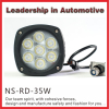 NSSC super bright Factory Direct Wholesale 4.3 inchElectric Bike Motorcycle Atv Jeep Suv 35w Led Tuning Work Light
