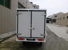 van tricycle for cargo with sealed box carriage bike