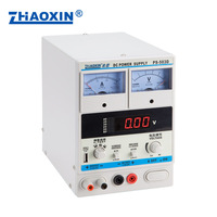 5V 3A ZHAOXIN PS-503D High quality Power supply for mobile phone repair