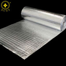 China manufacture Foil Faced Double Foil Bubble Insulation Wrap