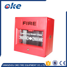 Break Glass Manual Fire Alarm Call Point