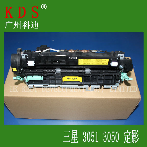 Quality products for samsung ML-3050/3051 fuser unit/fuser assembly original and new