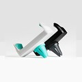 Folding multiple plastic mobile phone stand holder