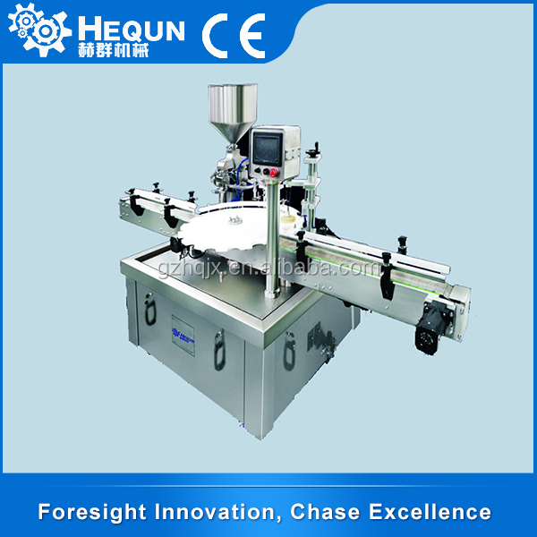 New Design Products Semi-Automatic Pneumatic Filling Machine