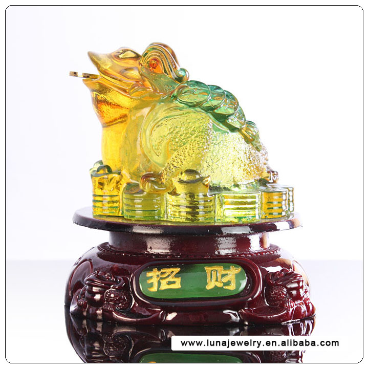 Fabulous Hong Tze Collection frog feng shui ,money frog,luckly frog