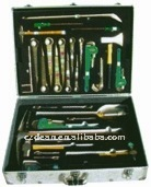 Non sparking coal mine tools set,non sparking tools