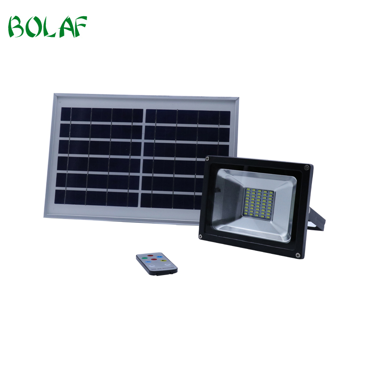 50 W Led Floodlight 50W Security Garden Lights Solar Sensor Flood Light