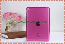 New Clear Transparent TPU Case Cover For iPad 5