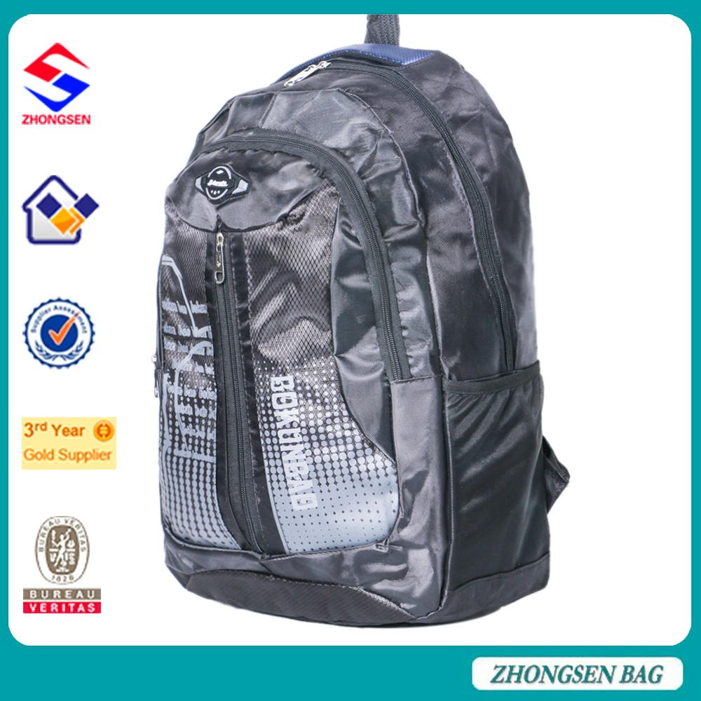 OEM manufacturers map printing backpack
