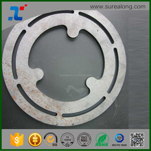 Customized laser cut sheet metal parts with metal bending service