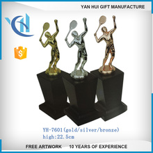 high quality custom metal award funny oscar trophy