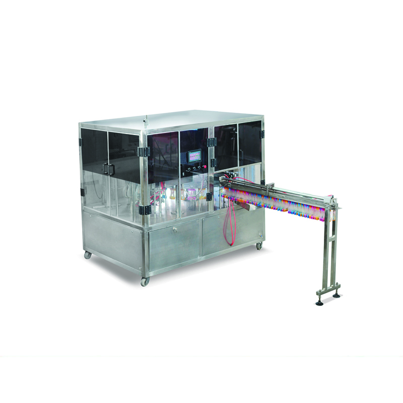 Automatic factory price pouch filling and sealing machine for food&beverage industry