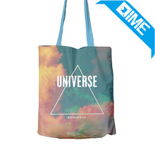 2017 Wholesale High Quality Fantastic Shopping Cotton Bag