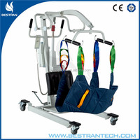 BT-PL002 Electric Home care hospital electric lifting toilet chair