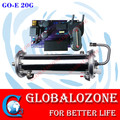Enamel coated tube corona ozone generator kits for water treatment