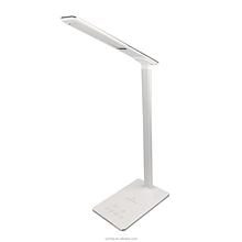 LED reading lamp with on desktop with dimmable and auto time delay function with ETL and Energy star certification