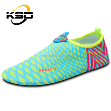 2016 New Style Led Shoes With Action Sports Running Shoes And Suitable Swimming