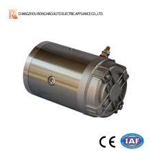 China suppliers static excitation equipment dc motor series