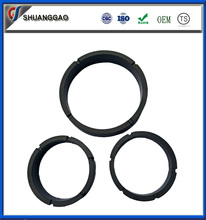 hard extrusion resistant teflon seal PTFE backup ring
