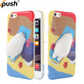 New Unique Cute Cartoon Phone Cover 3D Mochi Stress Relief Squishy Phone Case For Iphone 6/6s 3D cute squishy toy tpu case