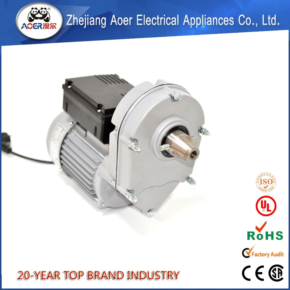 220v Ac Electric Gear Reduction Motors View Electric Gear