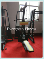 High quality Long Pull and lat pulldown combined multifunction gym equipment / omni fitness equipment