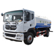 DongFeng 4X2 water truck tank capacity of 12000 liter water spray truck