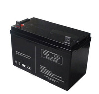 Solar inverter battery 12V 100AH solar system solar lamp for solar home system