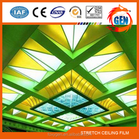 China Pop Designs for pvc false ceiling decoration