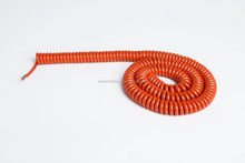 Airplane Ground Spiral Cables