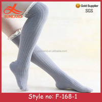 F-168 new compression sexy girls knee high socks