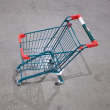 Cute Kids shopping trolley