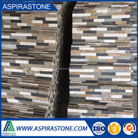 nature slate stone for outdoor stepping