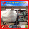 AMS-FD10C Food industry freeze dryer machine with good quality/ Food freeze dryer CE approve