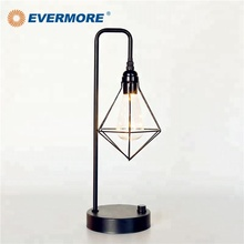 EVERMORE Metal Material Simple LED Table Lamp