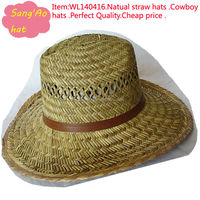 wholesale raffia straw festival hat