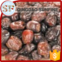 Organic dried dates processing
